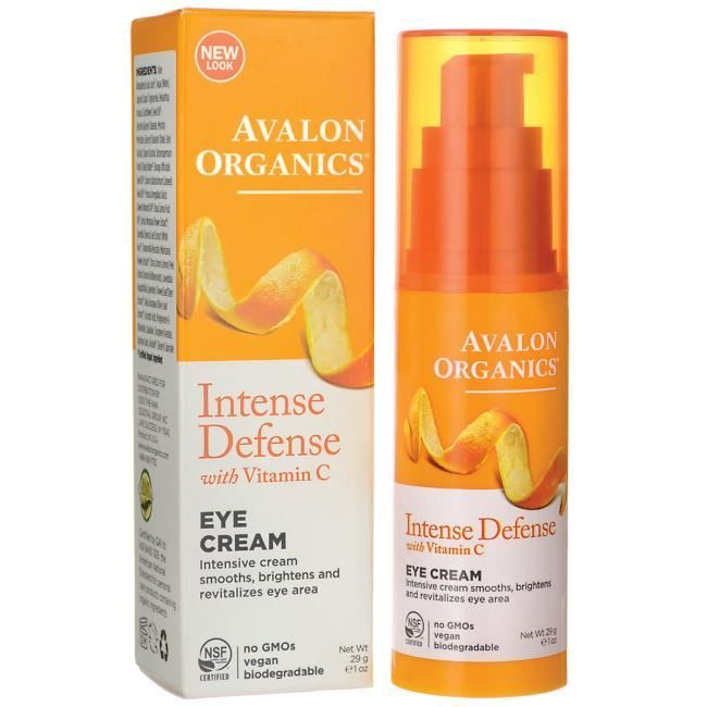 Avalon Organics Intense Defense Göz Kremi 29 g