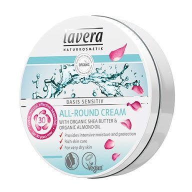 Lavera Basis Sensitive El Vücut Kremi 150 ml