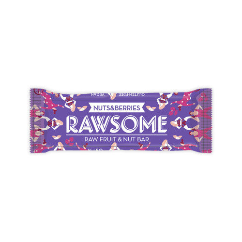 Rawsome Nuts & Berries Bar 40 g