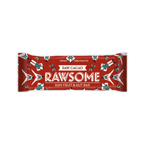 Rawsome Raw Cacao Bar 40 g