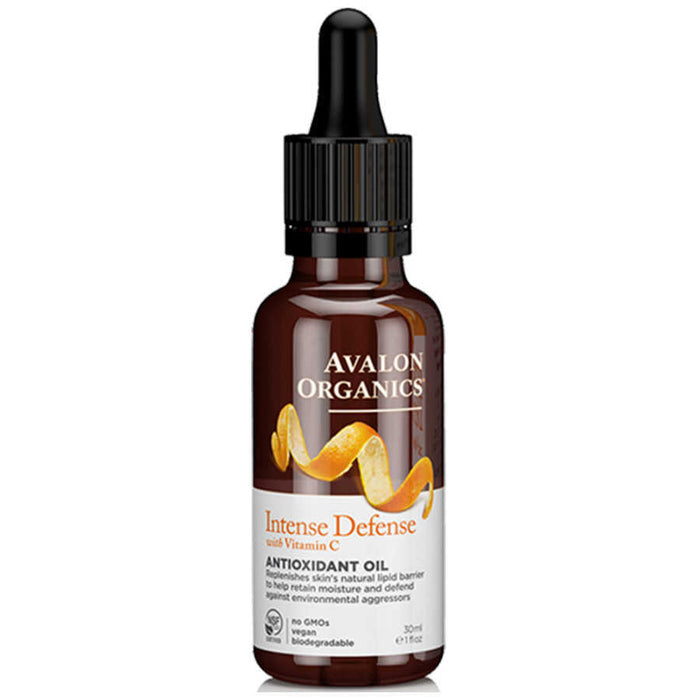 Avalon Organics Intense Defense Antioksidan Yağ 30 ml