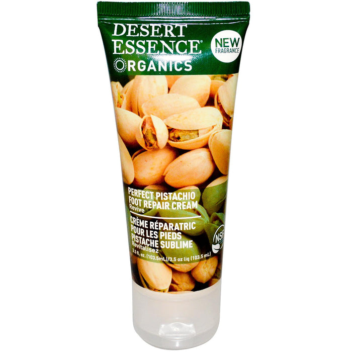 Desert Essence Şamfıstığı Özlü Organik Onarıcı Ayak Kremi 103.50 ml Perfect Pistachio Foot Repair Cream