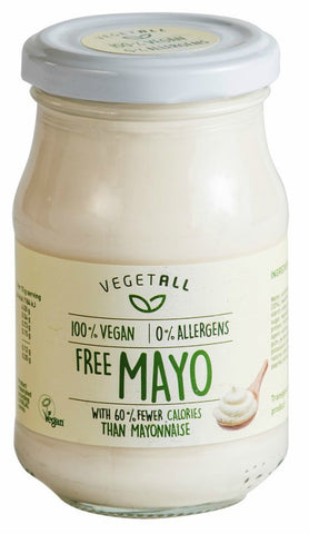 Vegetall Vegan Mayonez 225 ml 1+1 KAMPANYA