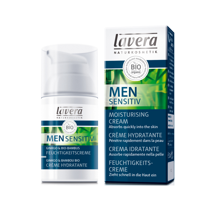 Lavera Men Sensitiv Nemlendirici Krem 30 ml