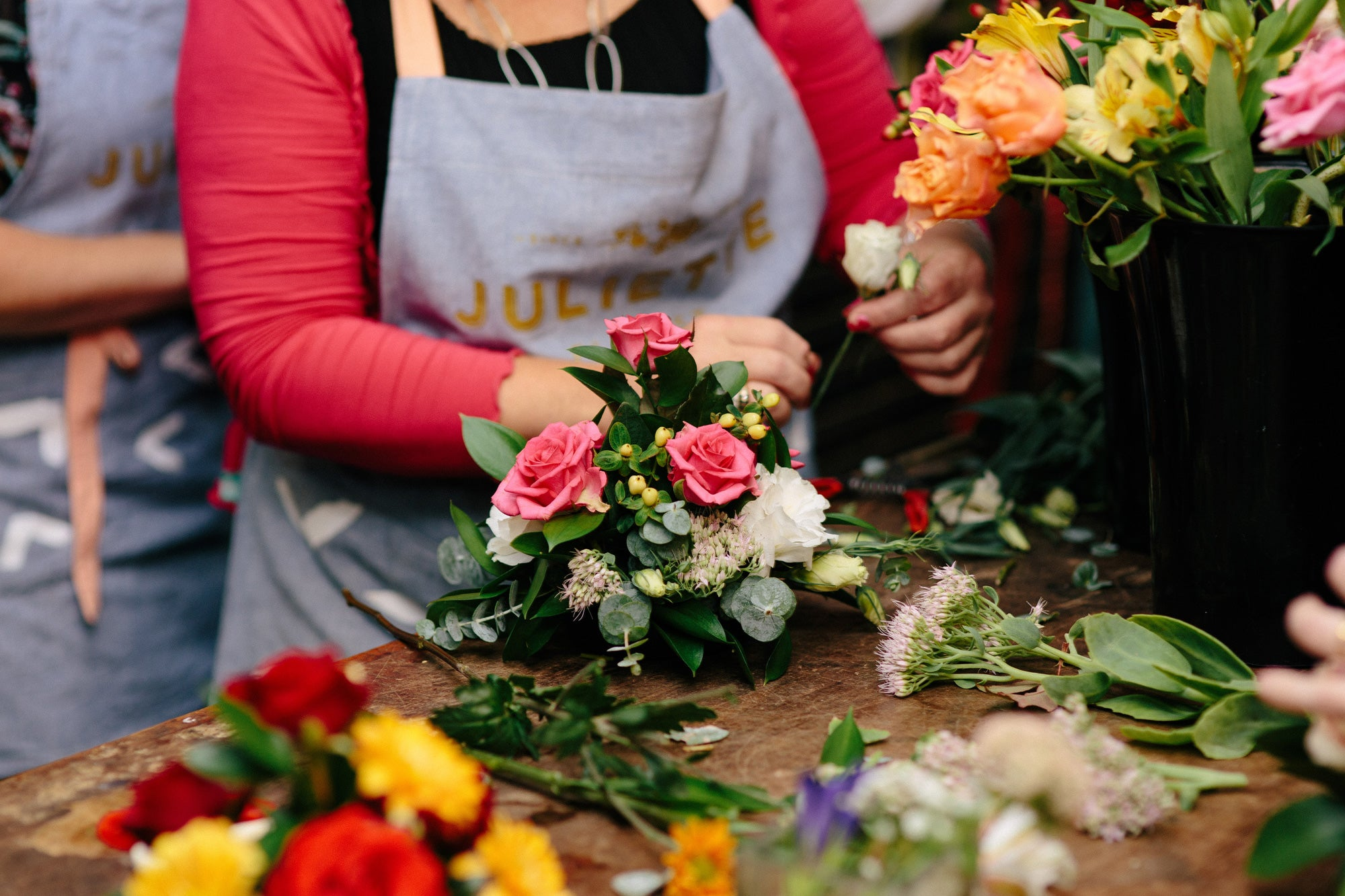 Juliette Florist Private Classes