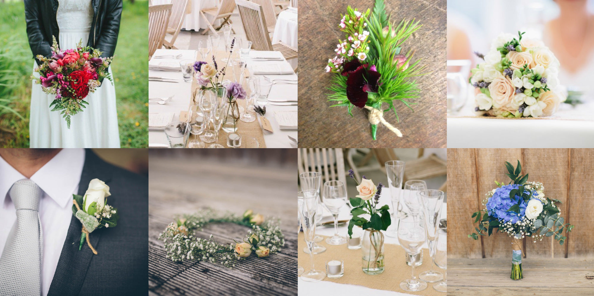 Juliette Florist Weddings