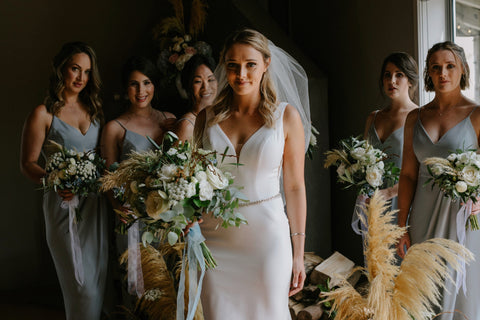 wellington wedding florist