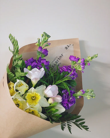 flowers delivered subscription