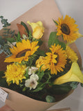 flower subscription, weekly flowers, delivered, wellington, kelburn