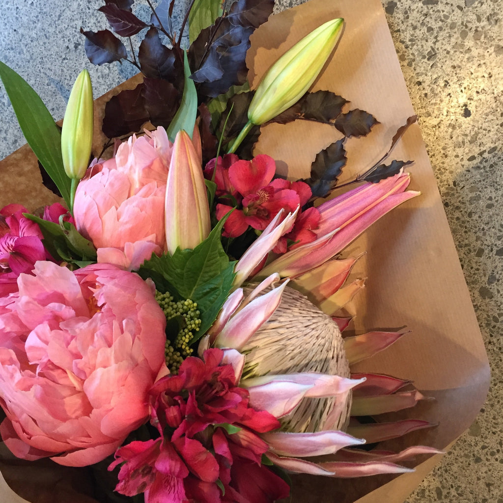 Butchers paper special flowers delivered wellington juliette florist butchers paper special izmirmasajfo
