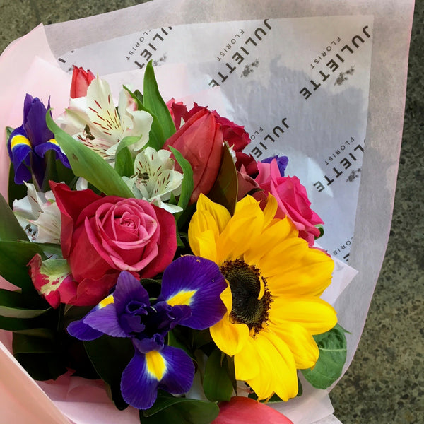 Florist Wellington Delivered Wadestown Seatoun CBD