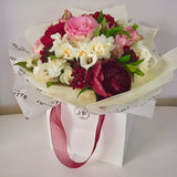 flowers florist delivered wellington cbd karori khandallah