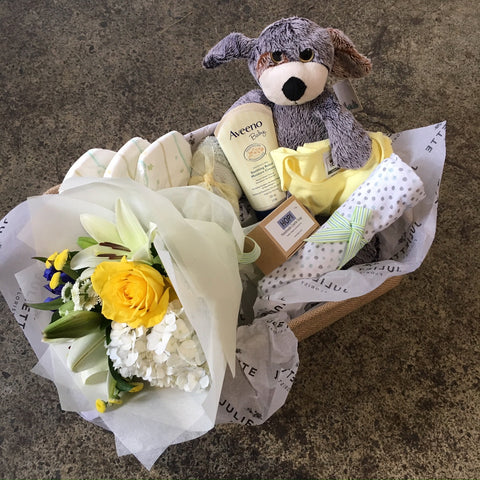 Hamper - for Baby