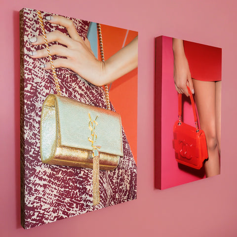 Fashion Canvas Art Prints - Recoveted