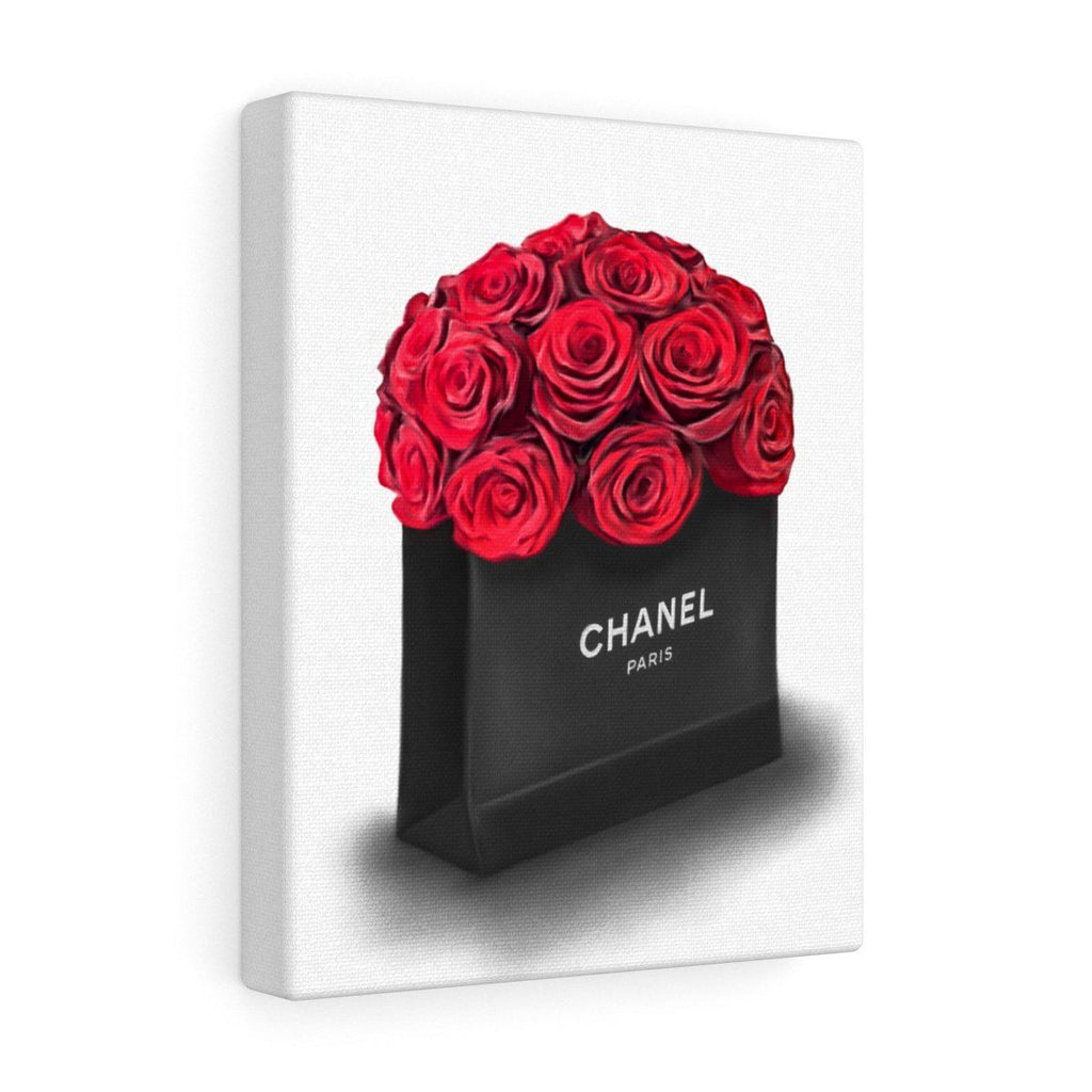 Parisian Roses | Canvas Art