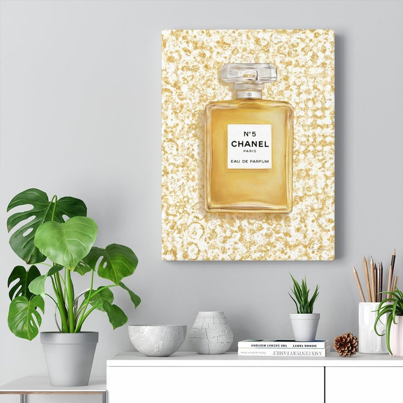 Fragrance No.5 | Canvas Art