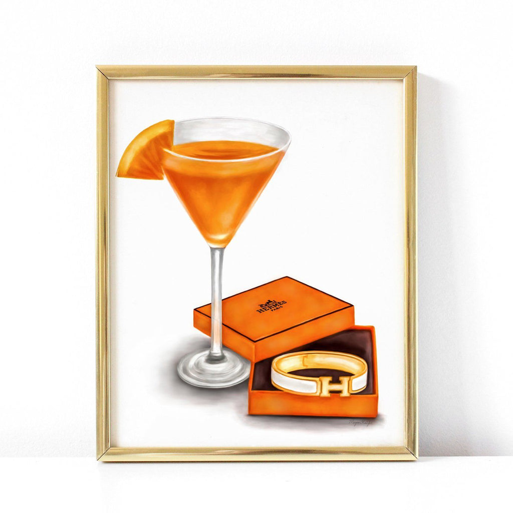 Cocktail Chic | Fine Art Print