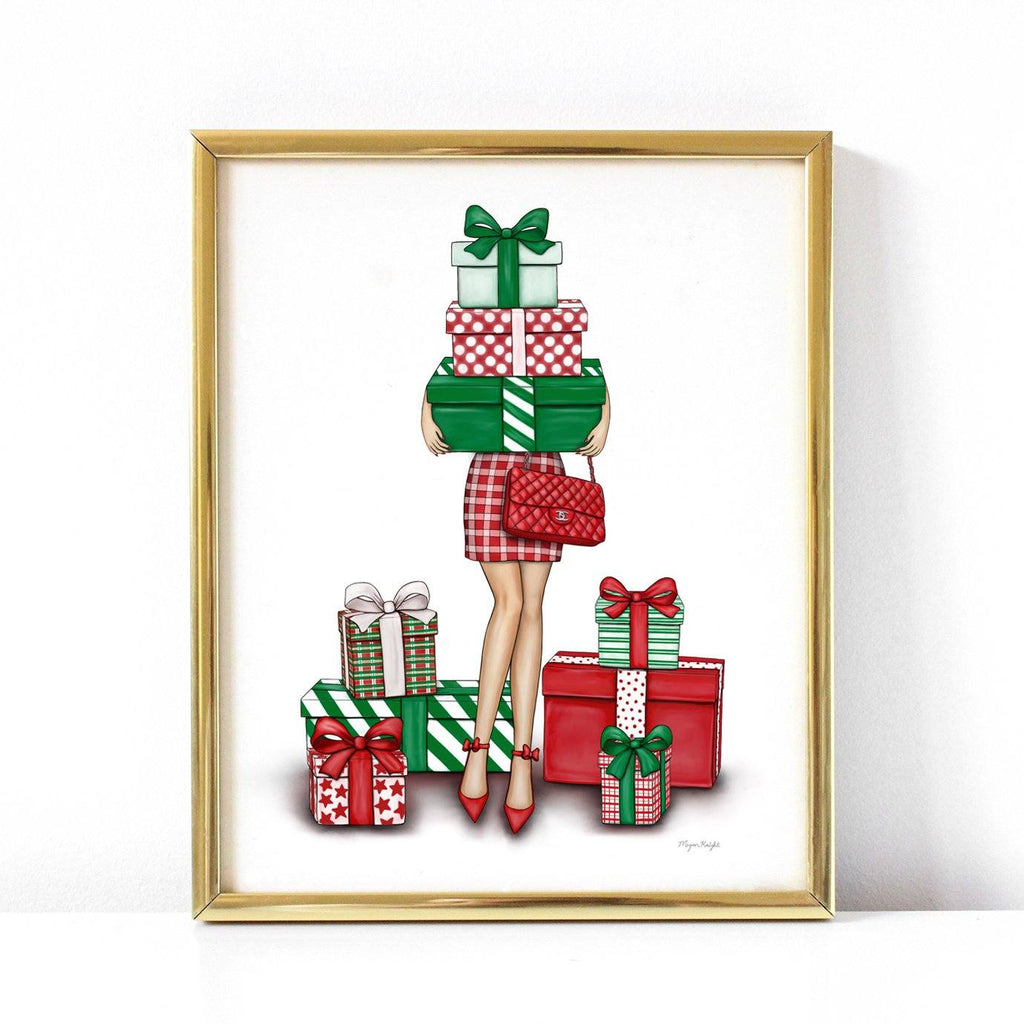 Gifts Galore | Fine Art Print