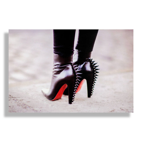 Spiked | Fashion Art Print
