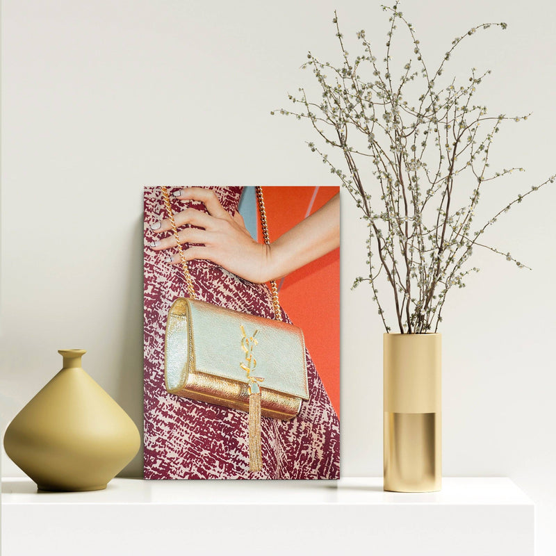 Stay Gold | Canvas Art