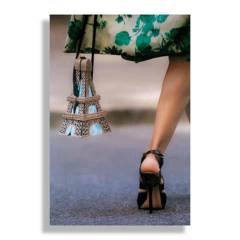 Take Me To Paris | Fashion Art Print