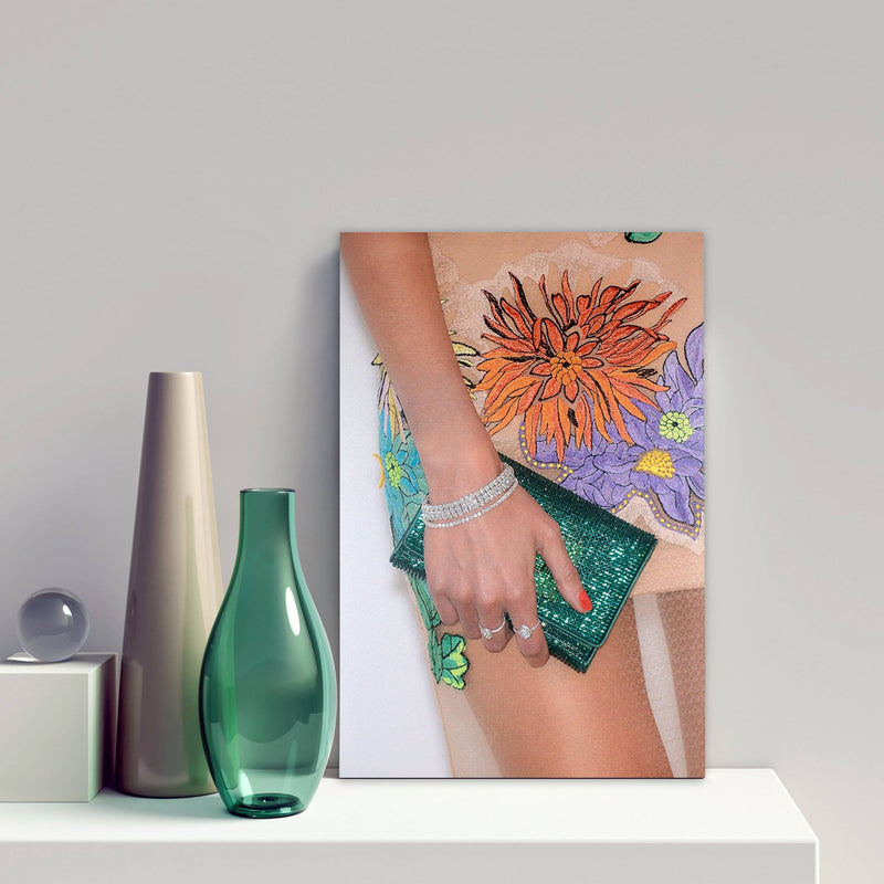 Fashion Florals | Canvas Art