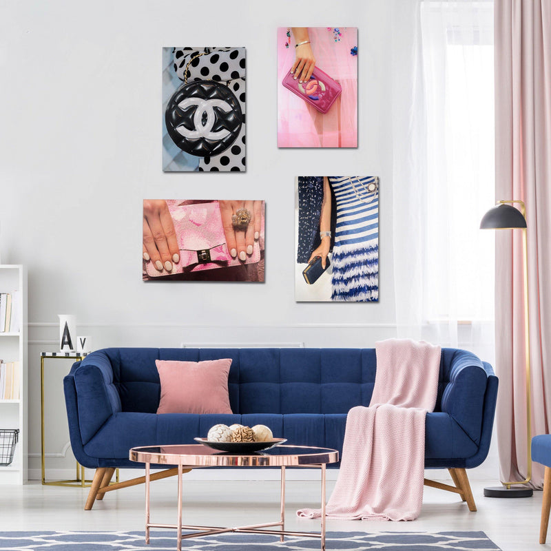 Pretty in Pink | Canvas Art