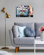 Fashion Tetris | Canvas Art