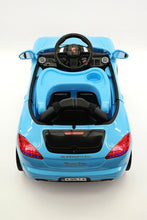 SPORT COUPE KIDS RIDE ON TOY CAR WITH PARENTAL CONTROL | BLUE