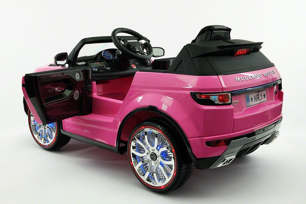 Range Rover Style Kids Ride On Car Battery Powered Led