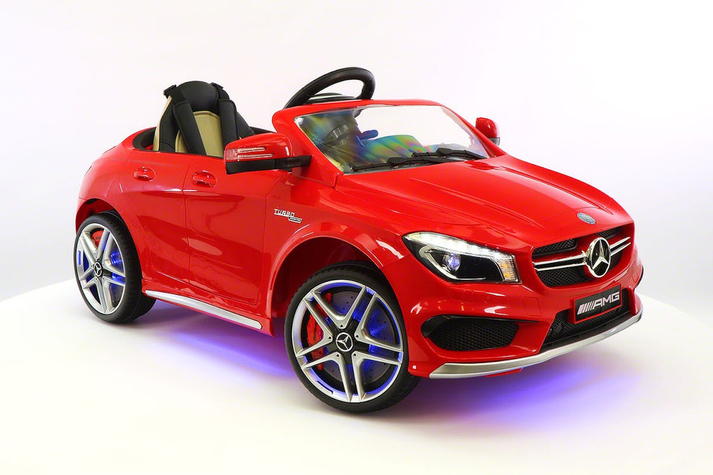 Mercedes benz power wheels toy electric car for kids for Mercedes benz toddler car