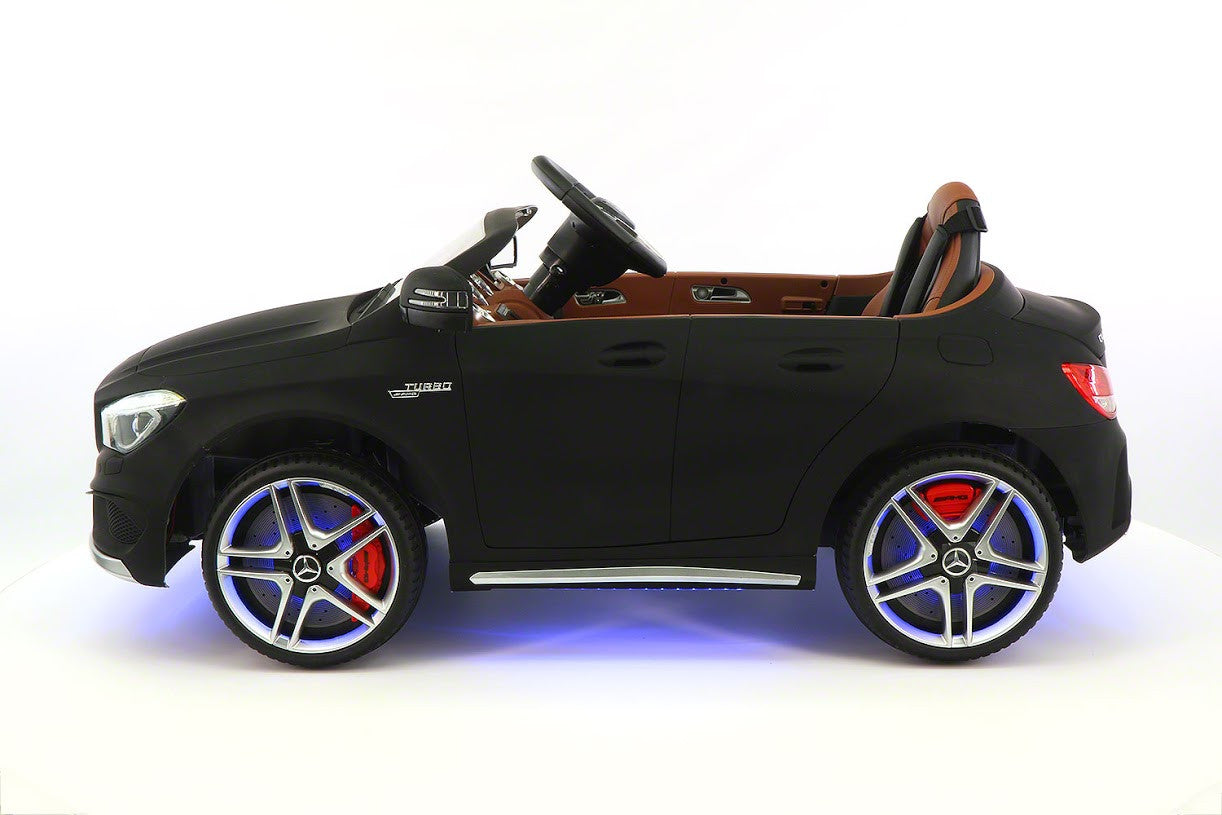 Mercedes Benz CLA45 Kids Ride On Car Toy MP3,USB,12V Bat,Powered ...
