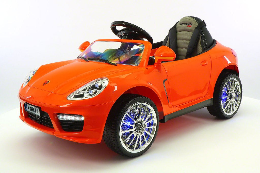 Sport Style 12V Kids Ride-On Toy Car MP3, ruote a batteria Rc Re Kwakuscom-8756