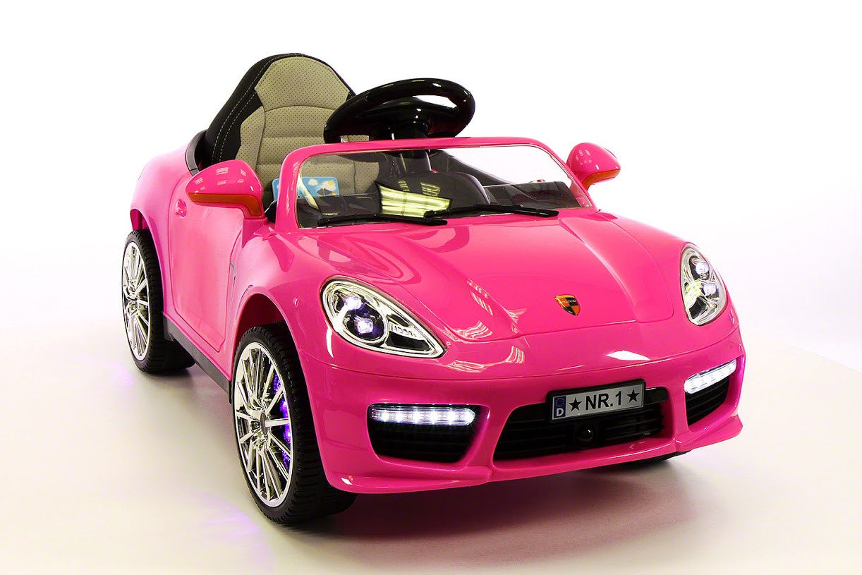Sport Style 12v Kids Ride On Toy Car Mp3 Battery Powered
