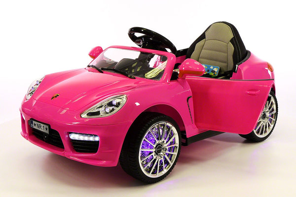 How To Push Start A Car >> SPORT COUPE KIDS RIDE ON TOY CAR WITH PARENTAL CONTROL ...