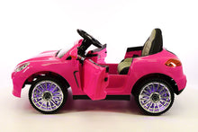 SPORT COUPE KIDS RIDE ON TOY CAR WITH PARENTAL CONTROL | PINK