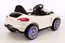 SPORT COUPE KIDS RIDE ON TOY CAR WITH PARENTAL CONTROL | WHITE