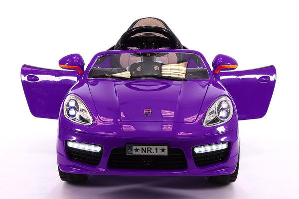 Ride On Cars For Kids: Sport Style 12V Kids Ride-On Car MP3, Battery Powered