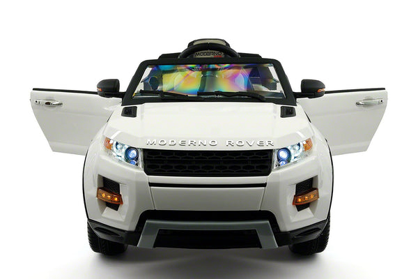 Range Rover Style 12v Kids Ride On Toy Car Battery Powered Led