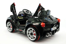 Spider GT Kids Ride-On Toy Car with Parental Remote | Black