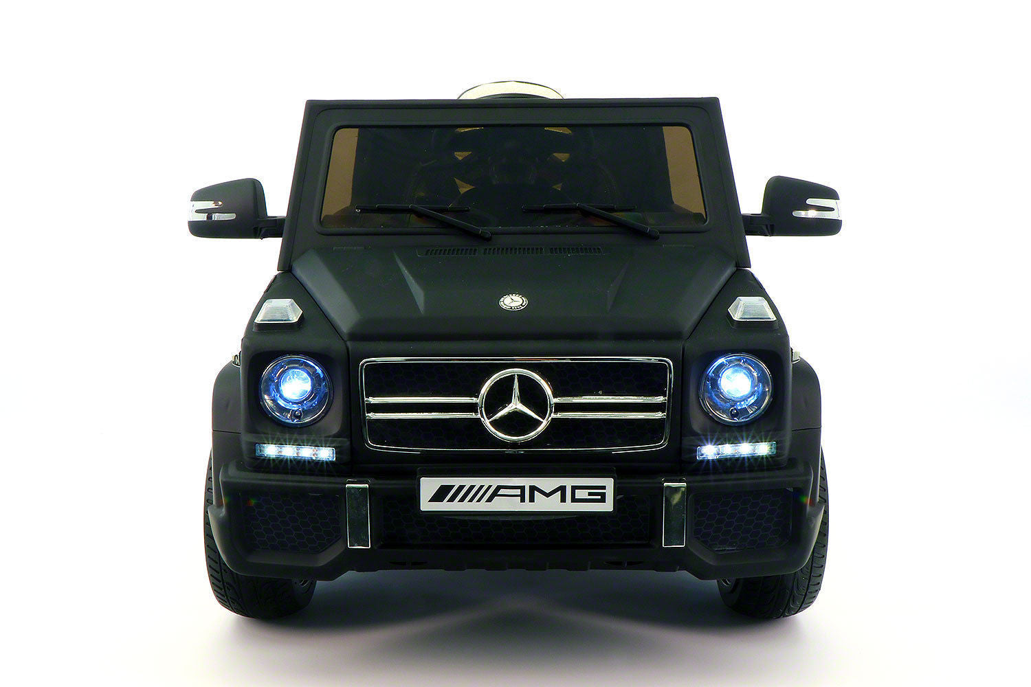 Mercedes benz g65 amg 12v battery powered ride on toy car for Mercedes benz ride on toy car