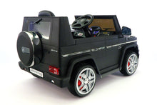 Mercedes Benz G65 AMG 12V Battery Powered Ride On Toy Car with MP3 and R/C Black Matte