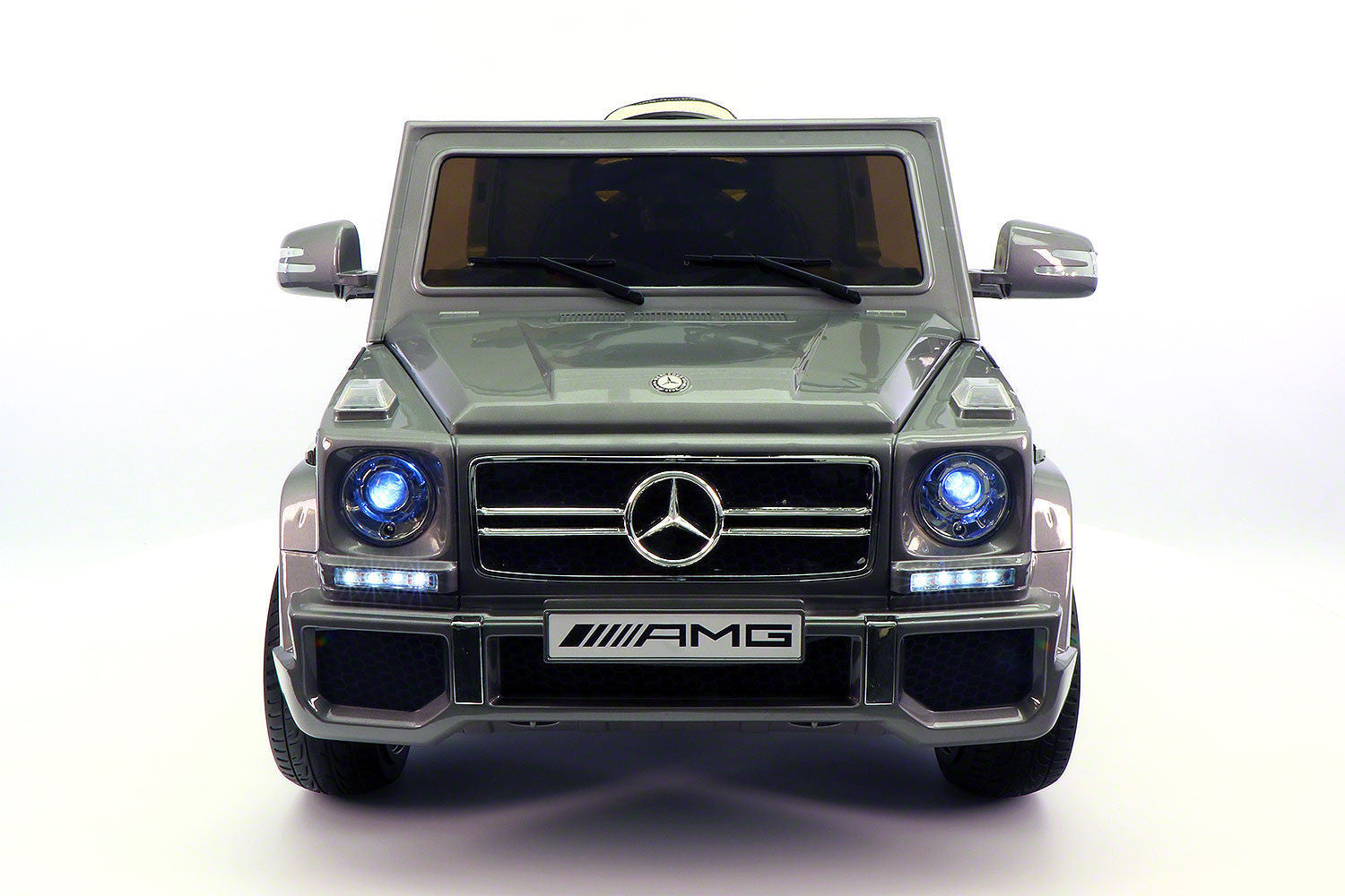 Mercedes benz g65 amg 12v battery powered ride on toy car for Mercedes benz batteries