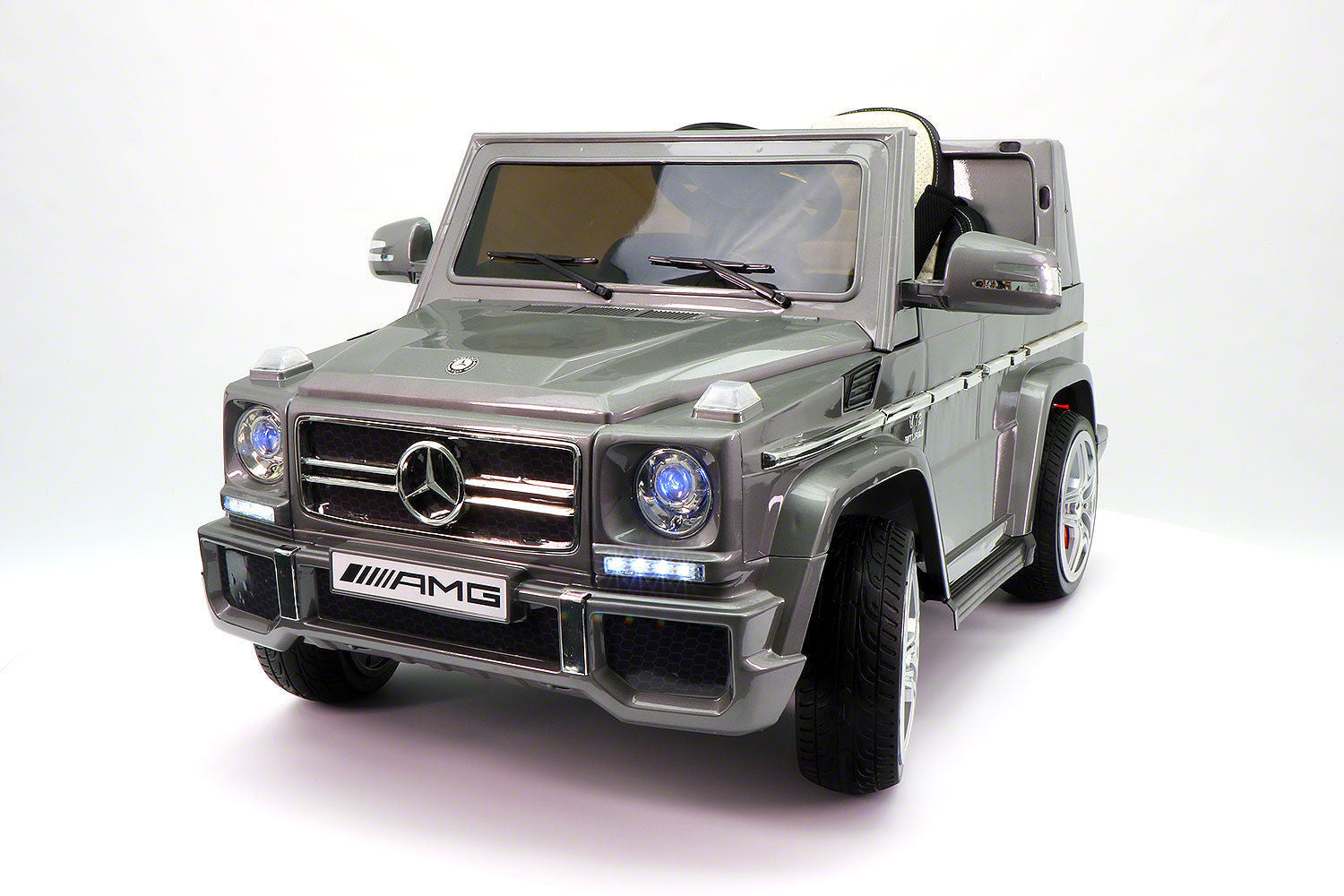Mercedes benz g65 amg 12v battery powered ride on toy car for Mercedes benz toy car ride on