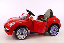 SPORT COUPE KIDS RIDE ON TOY CAR WITH PARENTAL CONTROL | RED