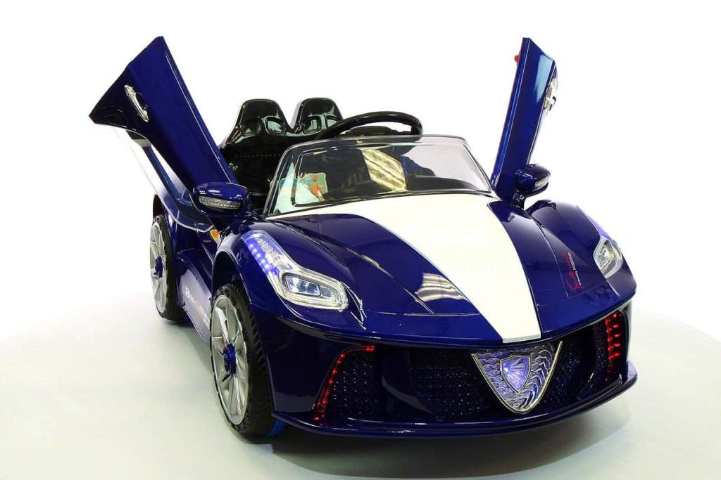 FERRARI  STYLE RIDE ON TOY CARS  COLLECTION