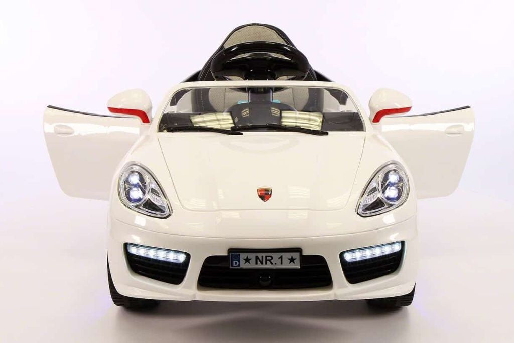 PORSCHE STYLE RIDE ON TOY CARS COLLECTION