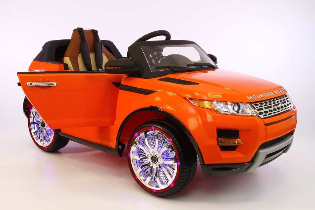 RANGE ROVER STYLE RIDE ON TOY CARS COLLECTION