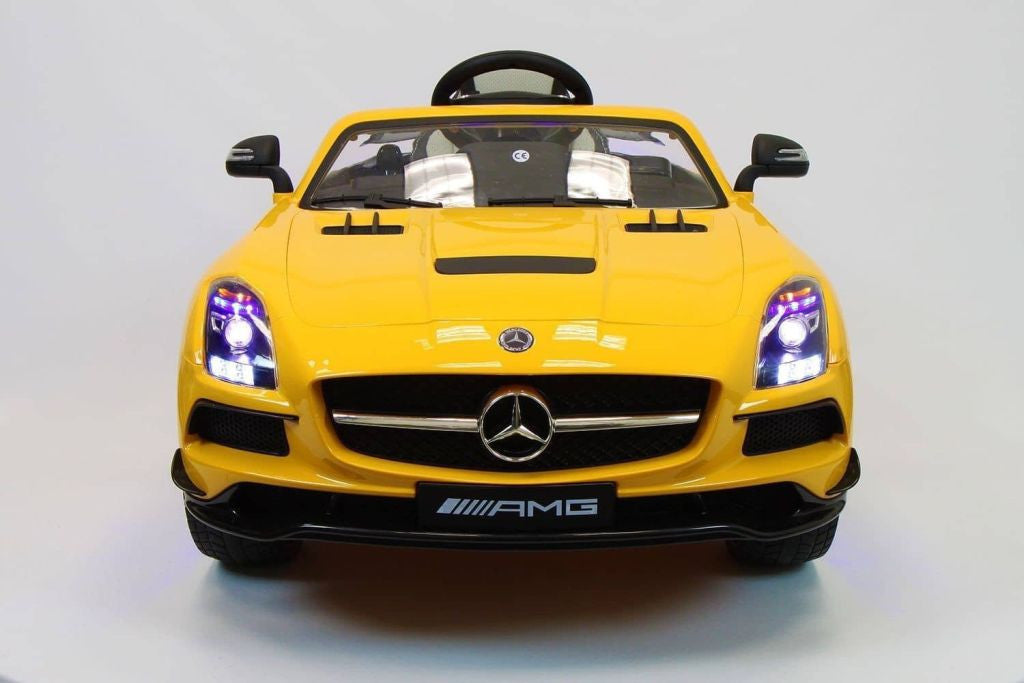 MERCEDES BENZ RIDE ON TOY CARS COLLECTION