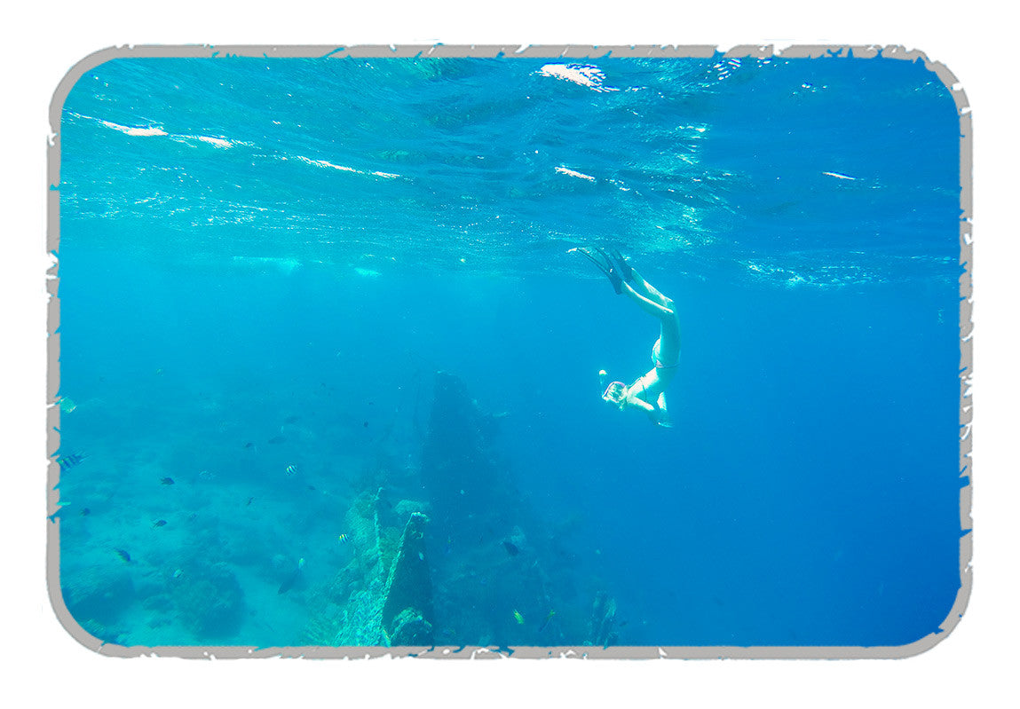 Snorkeling and Fun in Amed, Bali